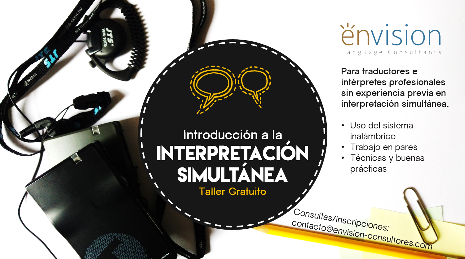 Simultaneous Interpreting Workshop