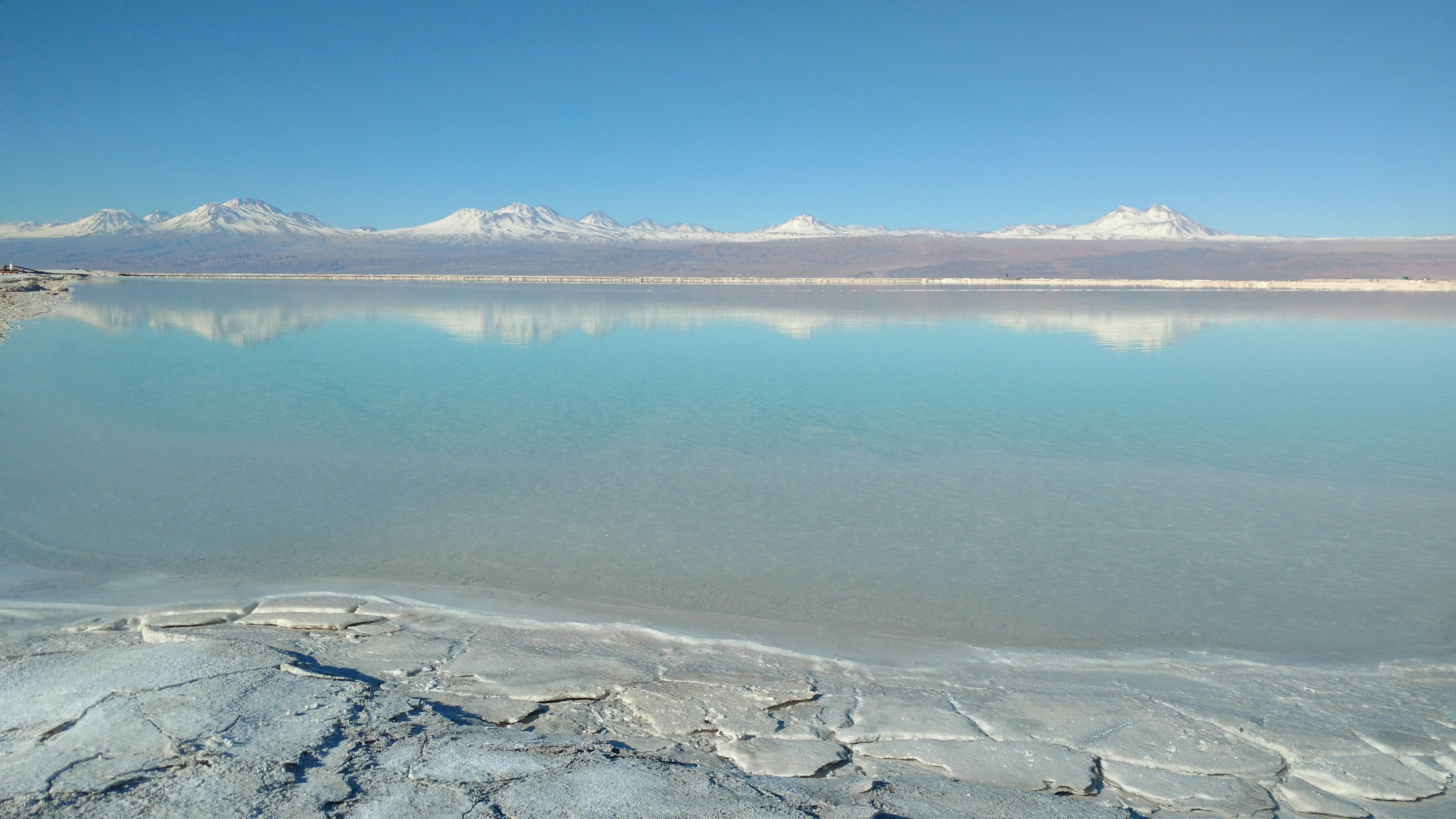 Interpreting Services for Chile's Lithium Industry